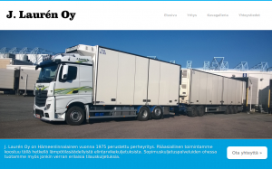 Kuljetusliike J. Laurén Oy